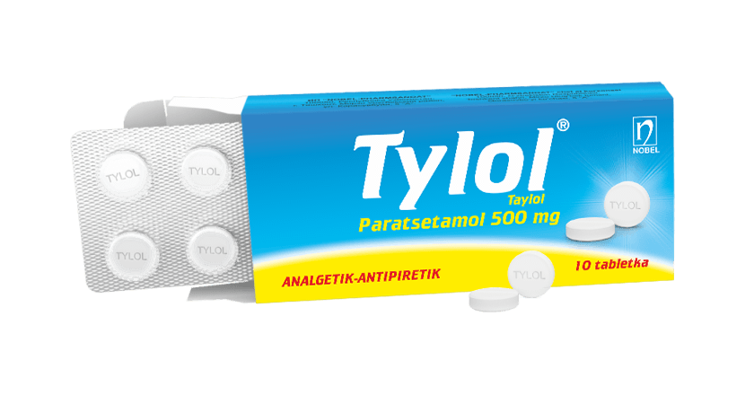 Tylol® 500mg Tabletkalar №10